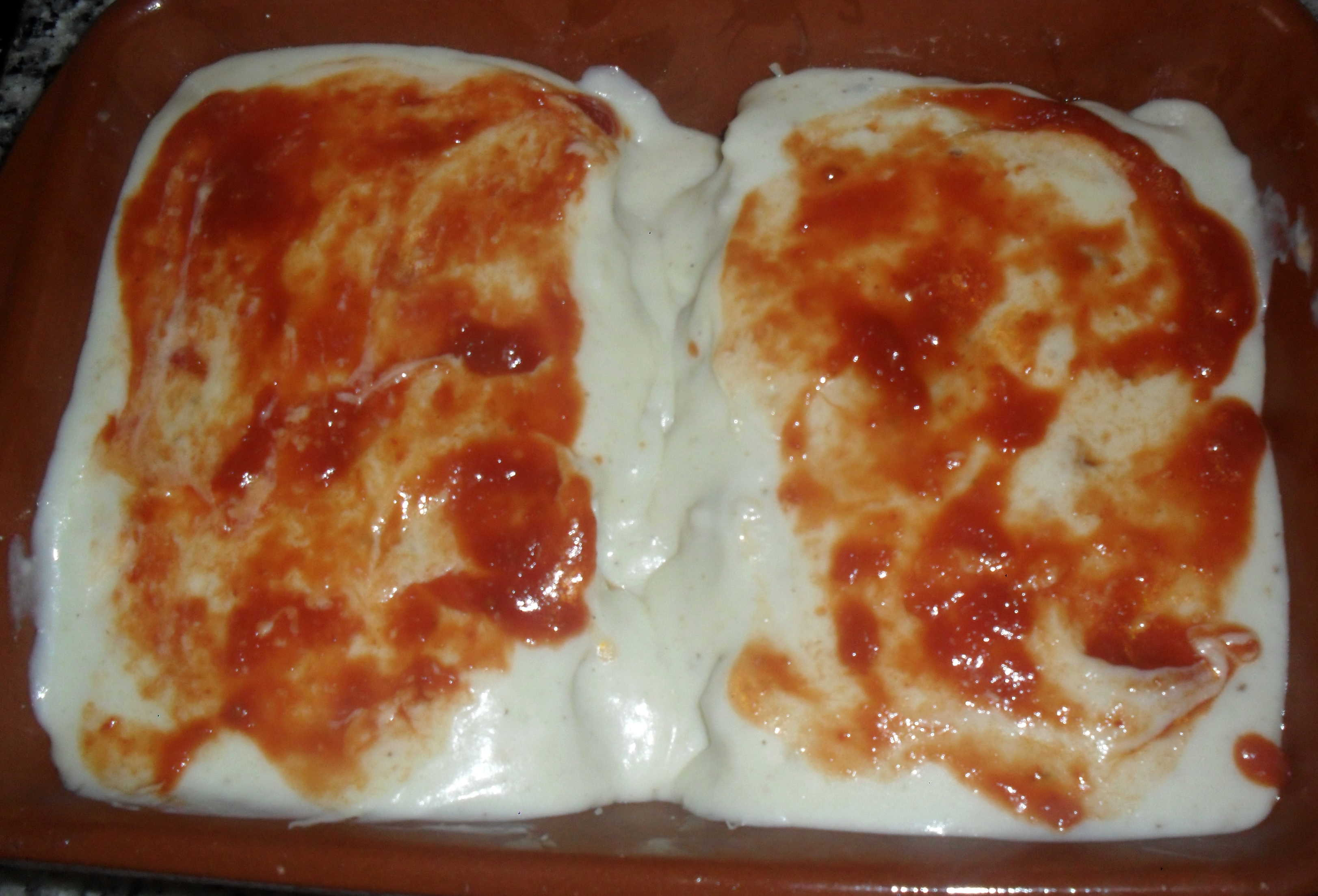 Canelones receta manetes bones - Canelones en microondas ...