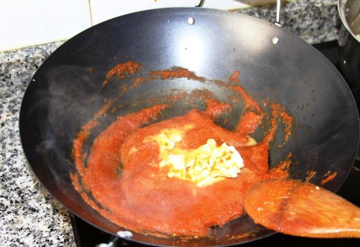 Butter chicken o pollo tikka masala