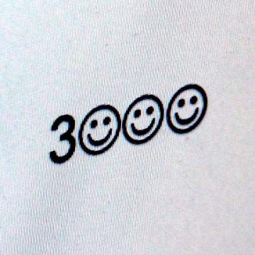3000 sonrisas