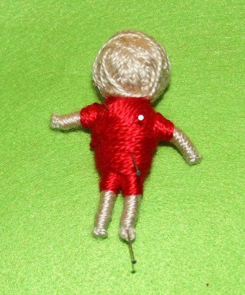 Muñeco Voodoo Bayern de Munich
