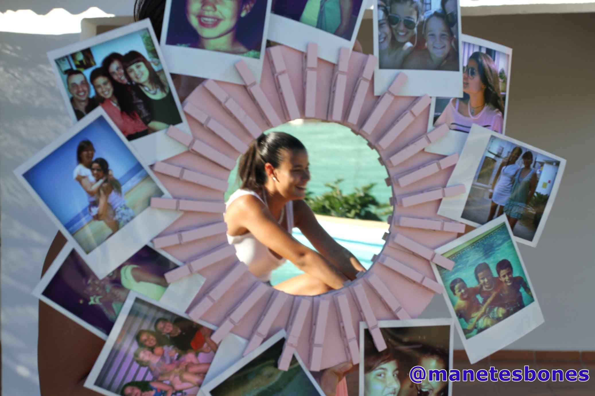 M s de 1000 im genes sobre portafotos en pinterest un - Fotos originales para hacer en casa ...