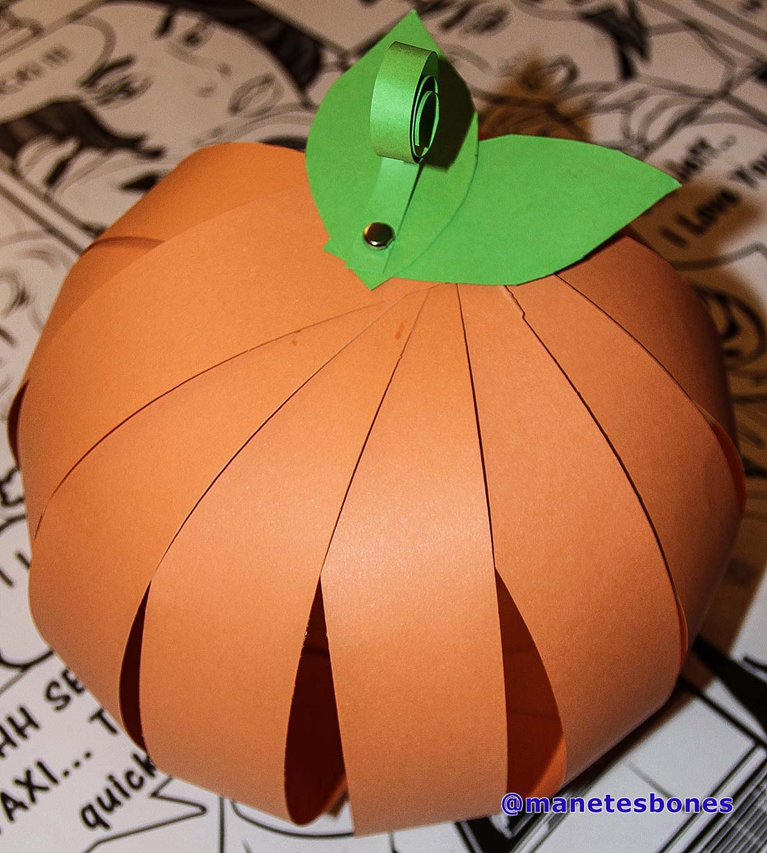 Como hacer bolsos de lana tattoo design bild - Hacer calabaza halloween ...