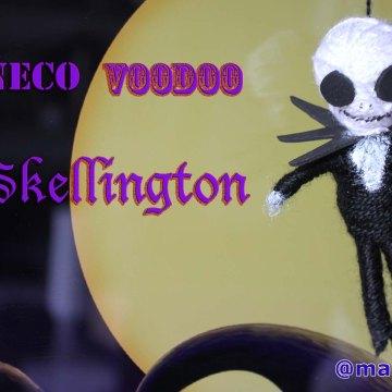 Jack Skellington voodoo