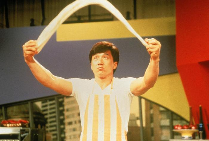 el super chef jackie chan