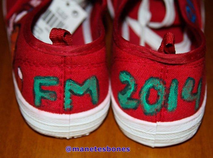 Zapatillas fallera mayor 2014