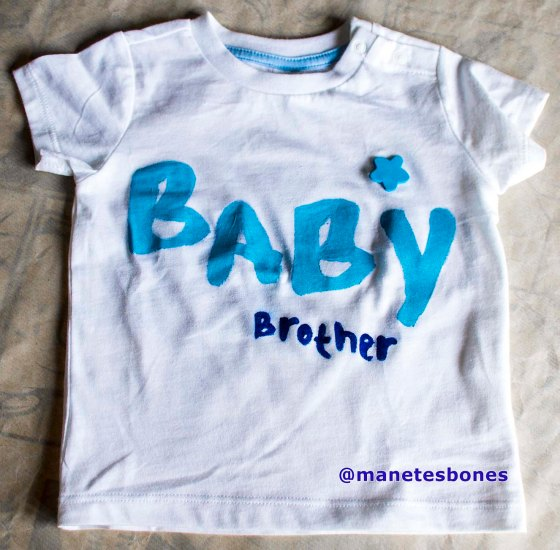 Camisetas big brother baby brother