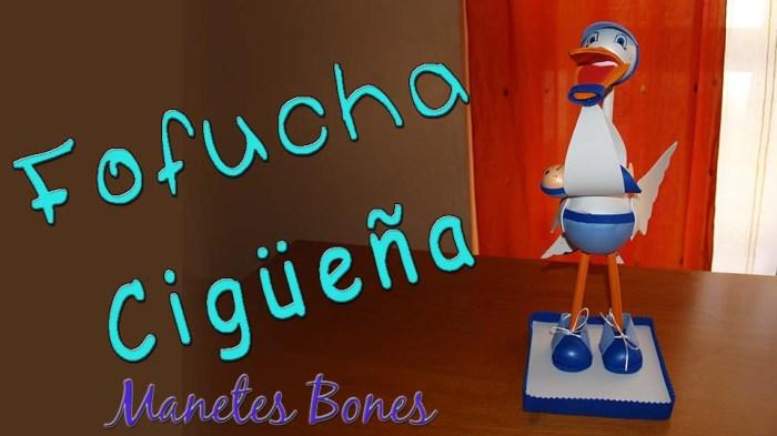 Fofucha Cigüeña