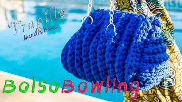 Bolso Bowling de trapillo
