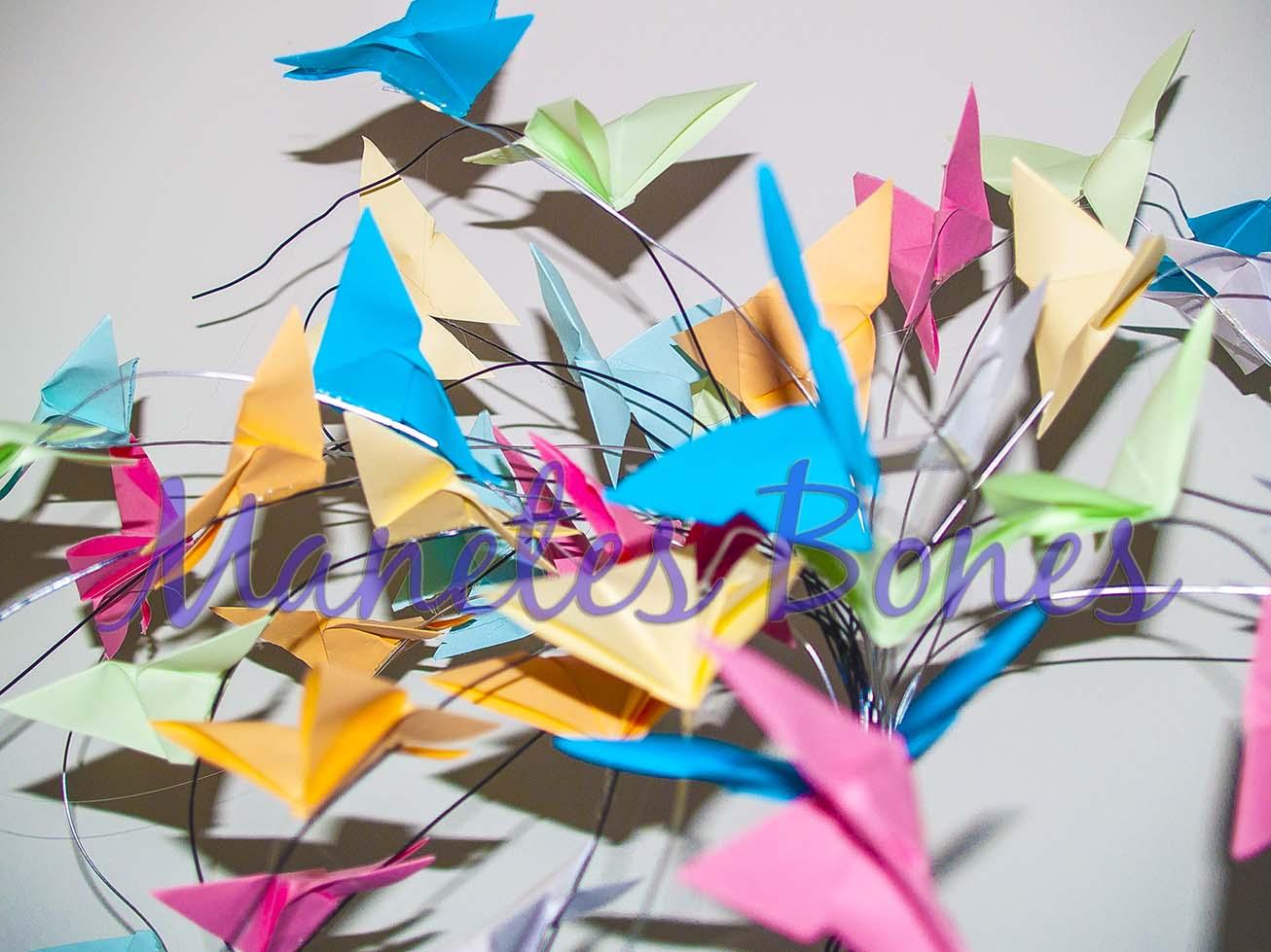Origami Decoracion Navidad ~ Origami Rbol De Navidad  MEJOR CONJUNTO DE FRASES