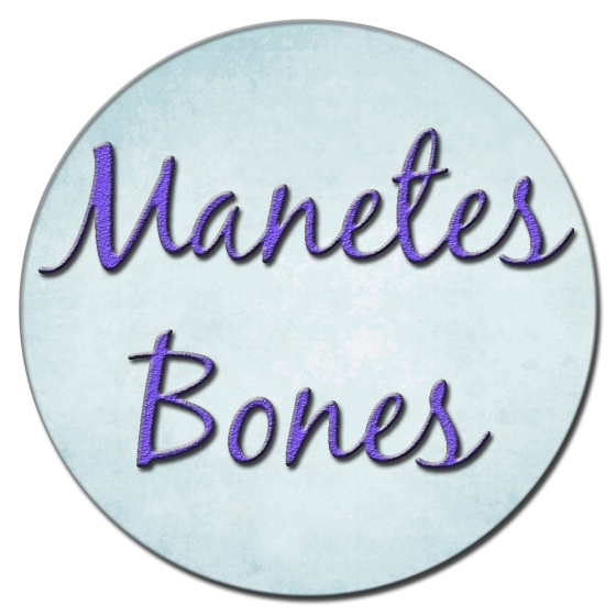 Manetes Bones Logo Redes Sociales