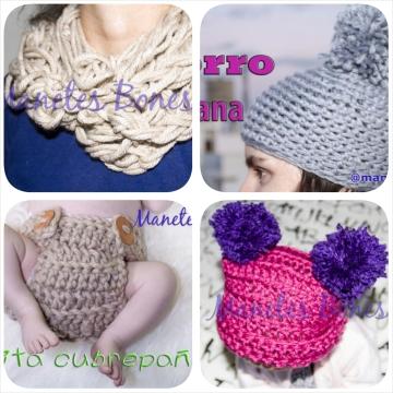Complementos de lana