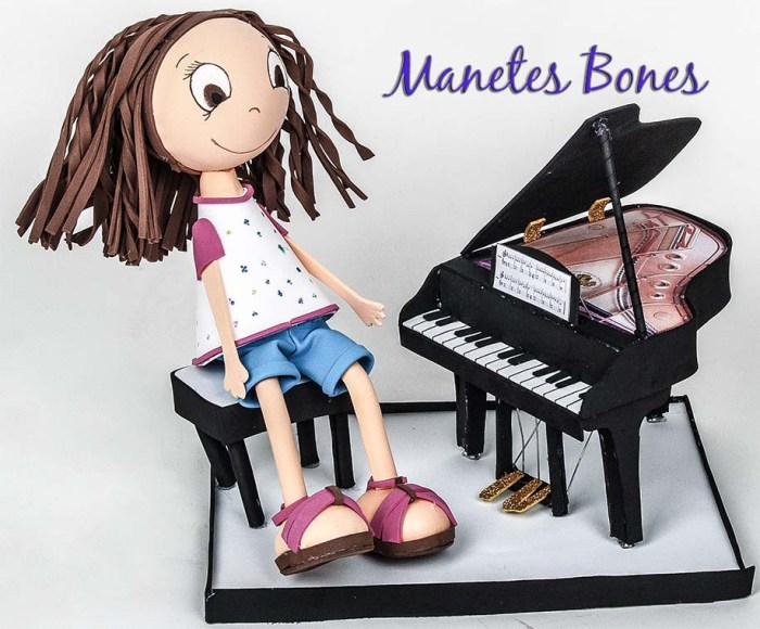 Fofucha pianista