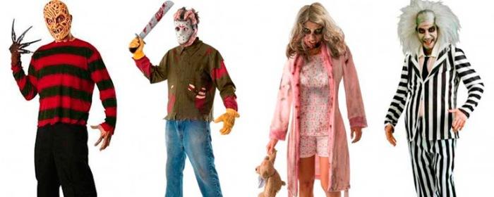 Disfráces Halloween
